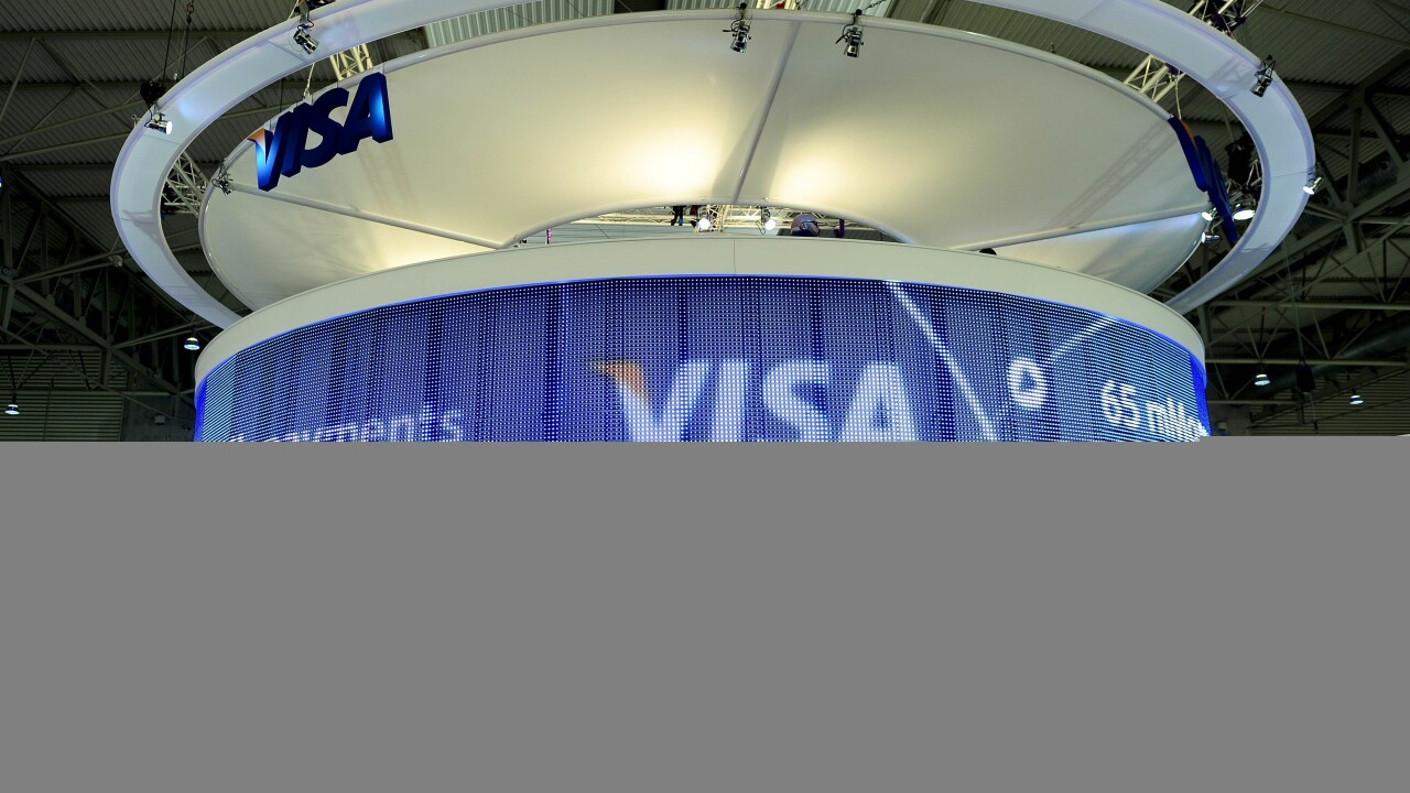 Visa Personal Payments to support near-instant money transfers from any Visa cardholder in Europe