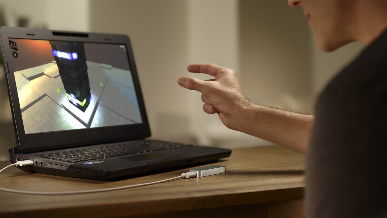Leap Motion starts shipping its 3D gesture controller to pre-order customers ahead of retail launch