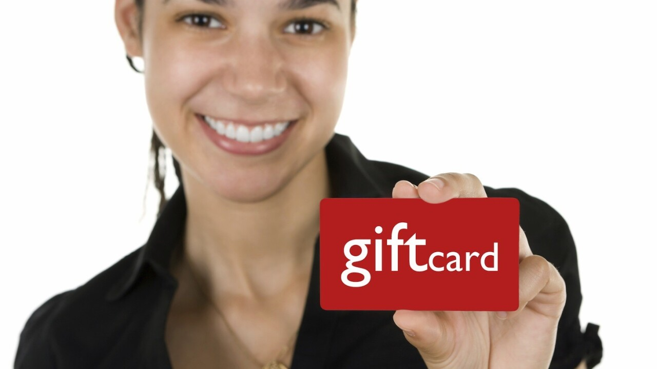 GiftCards.com gives digital gifting startup Giftly an exit