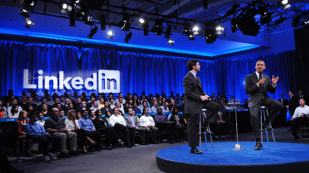 LinkedIn now lets users comment, 'like' and mention other people at the bottom of Influencer posts