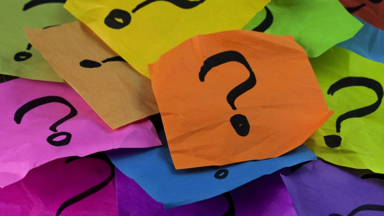 Qriously seriously raises $3.5 million to replace ads in mobile apps with questions