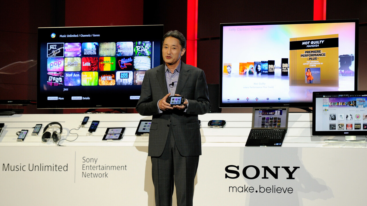 Sony reportedly mulling proposal to spin-off its movie and music units to aid electronics division