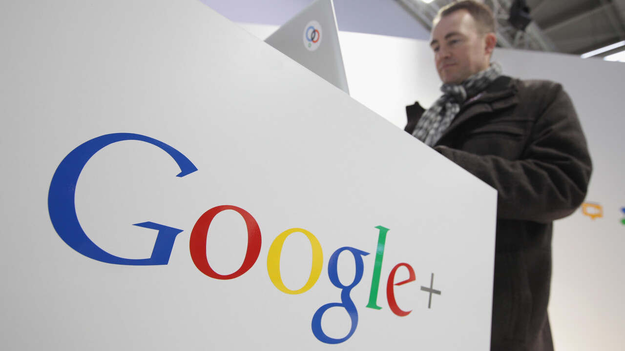 Google+ Sign-In responsible for 40% of Android users accepting over-the-air install prompts, says Google