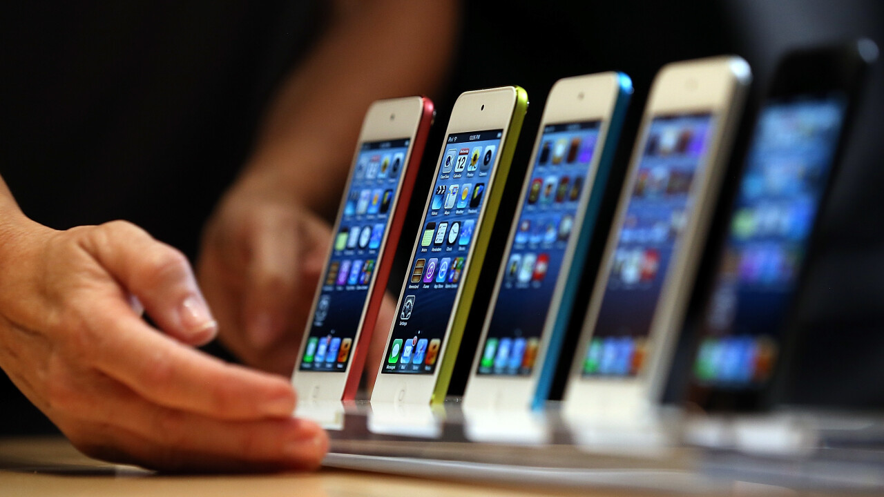 Apple has sold 100m iPod touches since it launched in 2007