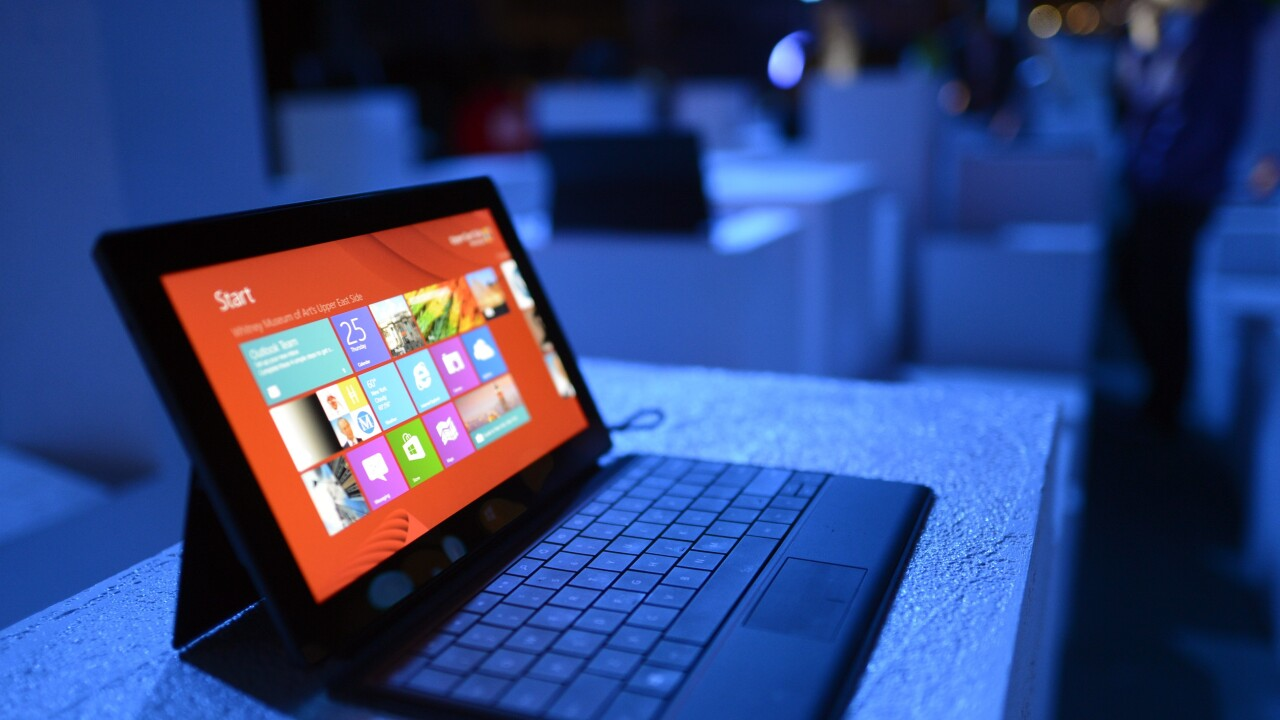 Microsoft treats Build 2013 attendees to an Acer Iconia W3 Windows 8 tablet and a Surface Pro