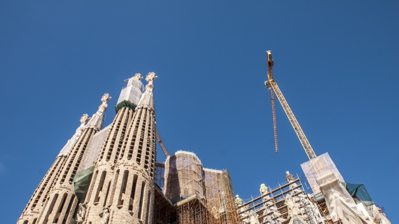 A deep dive into Barcelona's startup ecosystem, and how it's much like the Sagrada Família