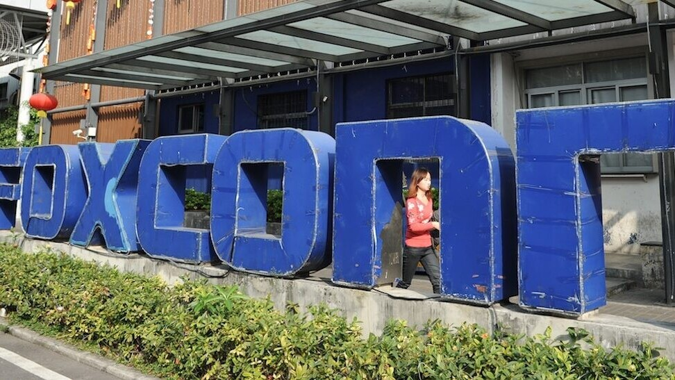 Foxconn posts 2Q 2013 revenue of $30b, up slightly year-on-year despite slowing Apple orders