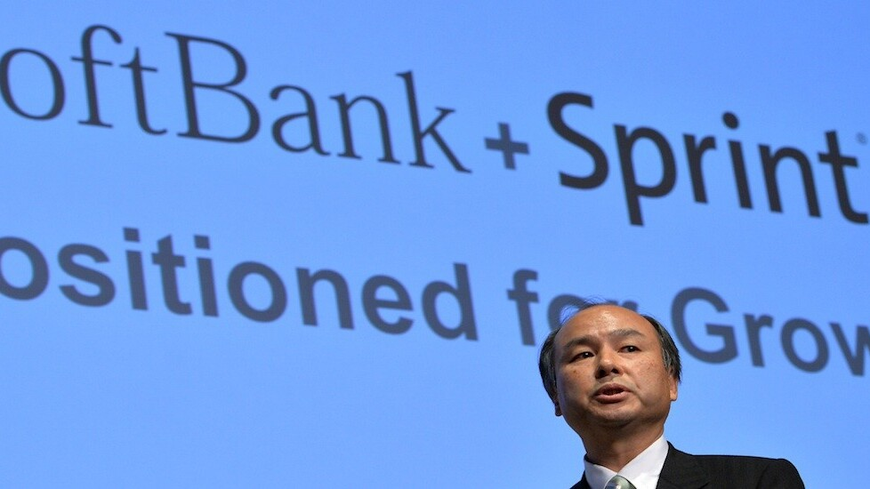 Softbank grants US government the right to approve a director for Sprint, should takeover bid succeed