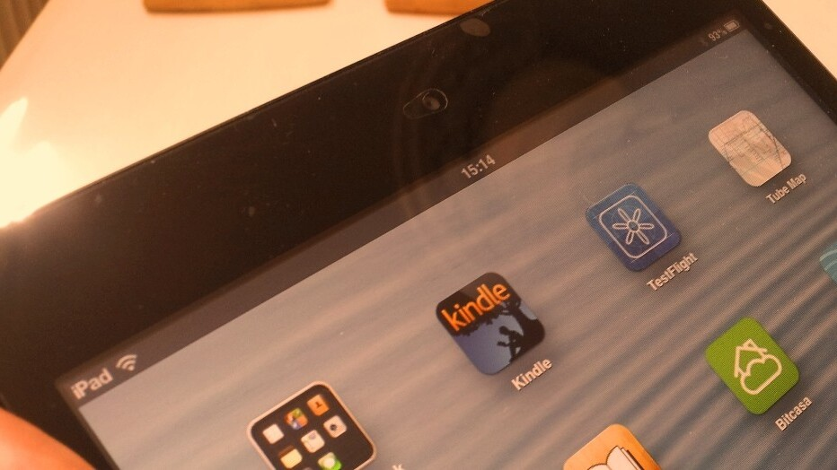 Amazon updates its iOS Kindle app with VoiceOver support for blind and visually impaired users