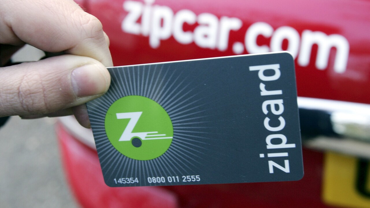Following acquisition by Avis, Zipcar makes its cars available at 8 more US and Canadian airports