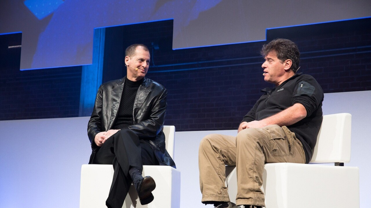 Andrew Keen grills CEA head Gary Shapiro on the future of CES and innovation [Video]