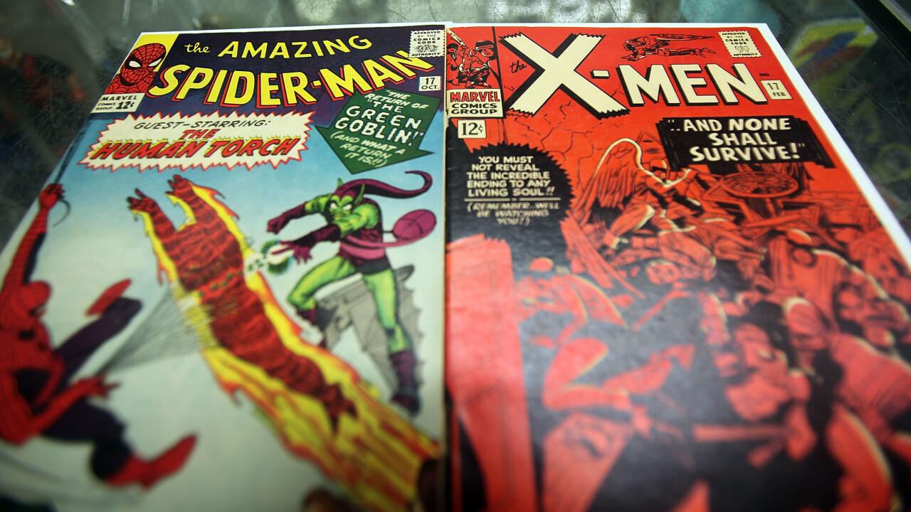 Amazon acquires digital comics leader comiXology