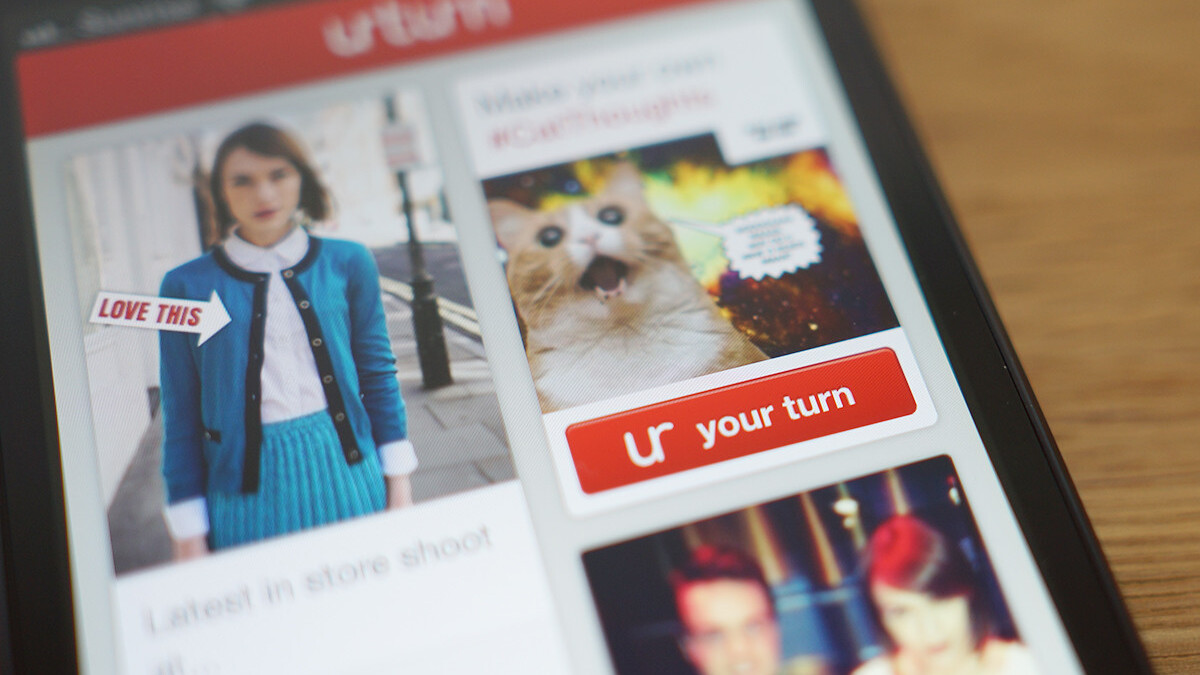 User-generated content platform Urturn raises $13.4m led by Balderton Capital and launches on iOS