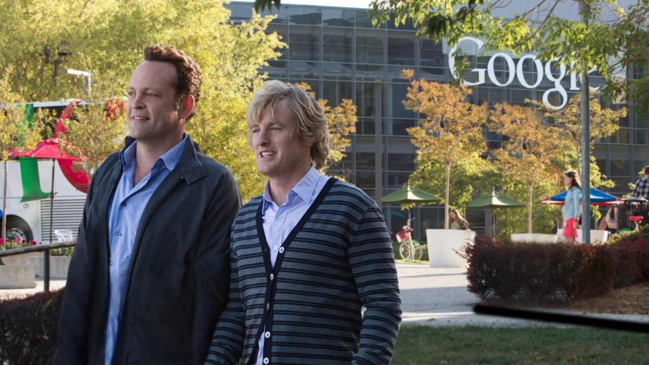 Google's Hollywood debut 'The Internship' is less of a blockbuster than amusing company promo