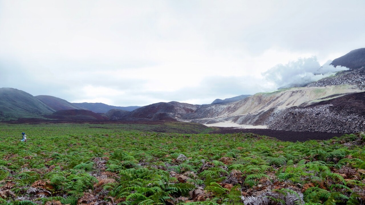 Google Maps' Street View to get panoramic images from the Galapagos Islands