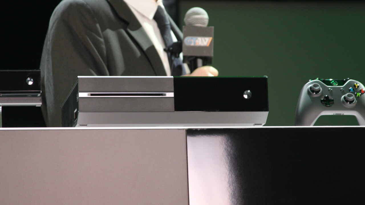 Eyes on the Xbox One: An edgy beast with a new controller and Kinect sensor