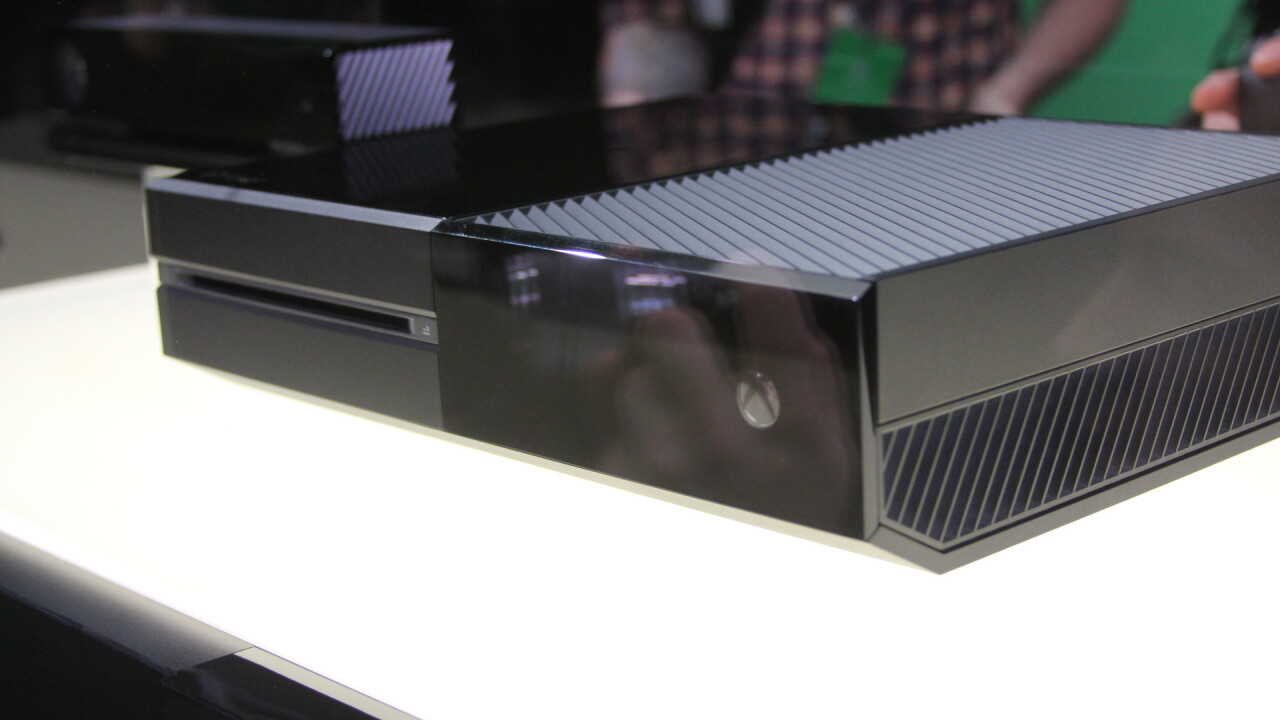 Microsoft offers to alert you when the Xbox One becomes available for pre-order