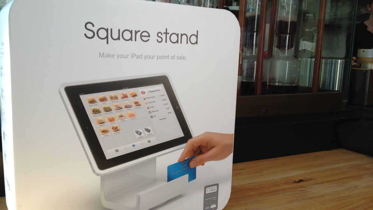 After $15B in payments, Square debuts Square Stand hardware to select US retailers for $299