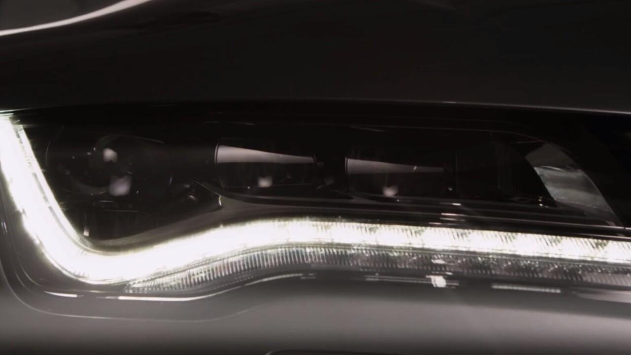Watch: Spock's Mercedes vs. Spock's Audi