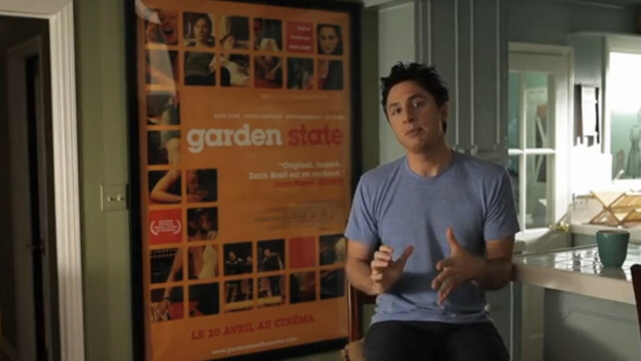 Kickstarter founders say Zach Braff film, Veronica Mars have brought $400k to other projects