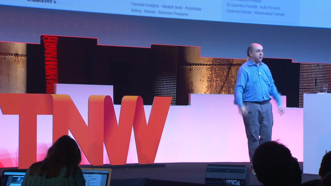 Stephen Wolfram says there isn't enough data on the Web to power Wolfram Alpha
