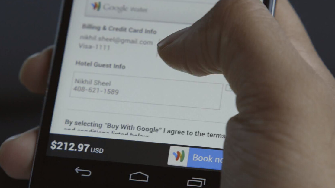 Google Wallet gets gift cards, requesting money, sending it from your debit card for free, and Spanish support