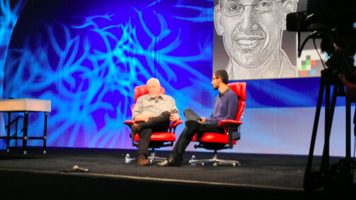 Google's Sundar Pichai on getting customers the true Android experience