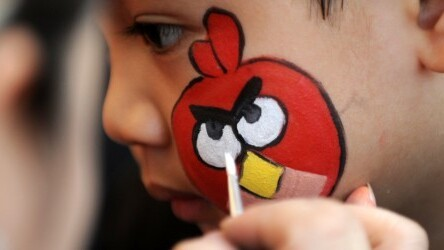 Big, slightly irrational Angry Birds fan? Rovio has just the $32.55 coffee table book for you
