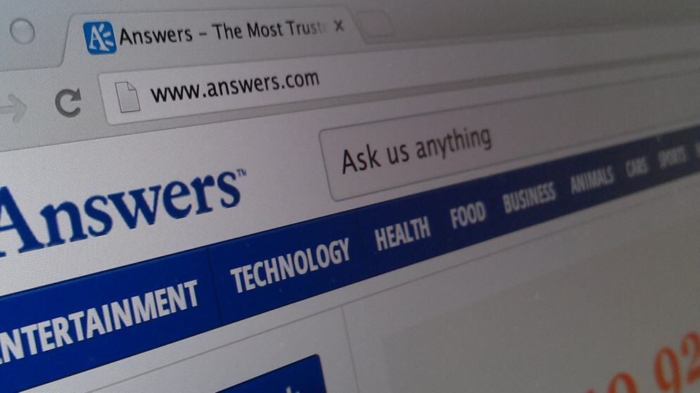 Answers.com buys e-commerce solutions firm Webcollage for $37m; an underwhelming outcome