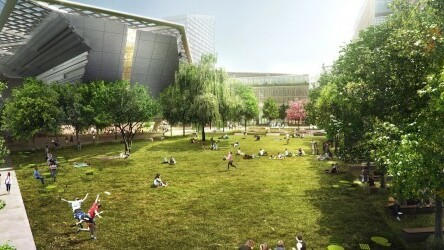 New York City Council announces it will approve the Cornell NYC Tech campus for construction