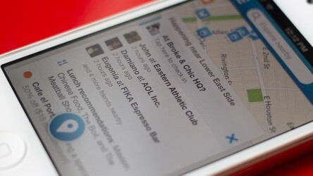 Foursquare adds location filters to its iOS and Android apps, lets users instantly find the best place to check-in