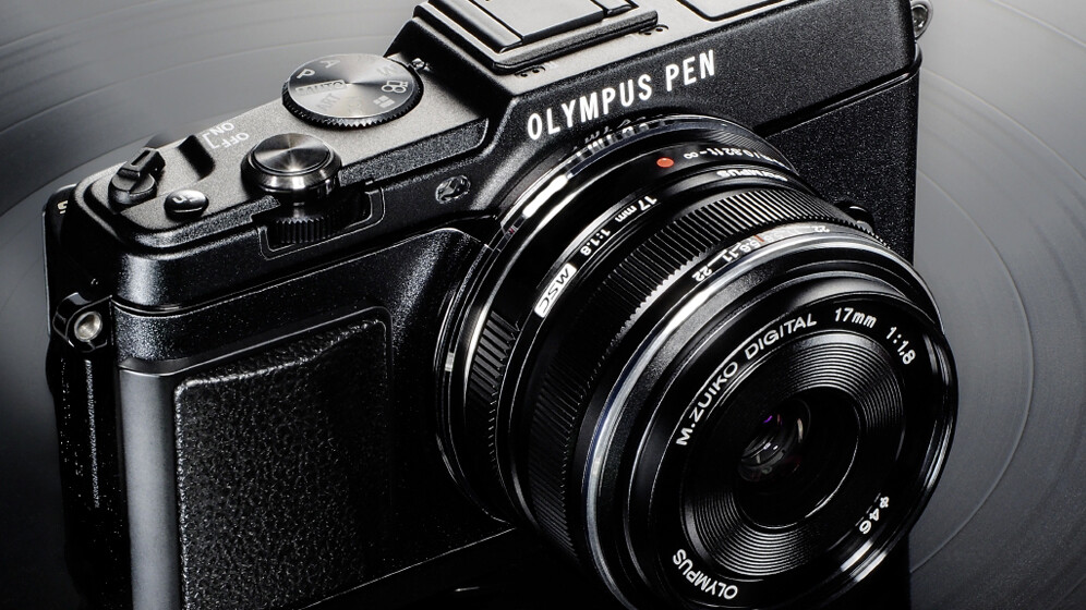 Olympus unveils the retro-inspired PEN E-P5 with a 16MP sensor, up to 1/8000 shutter speed and Wi-Fi connectivity