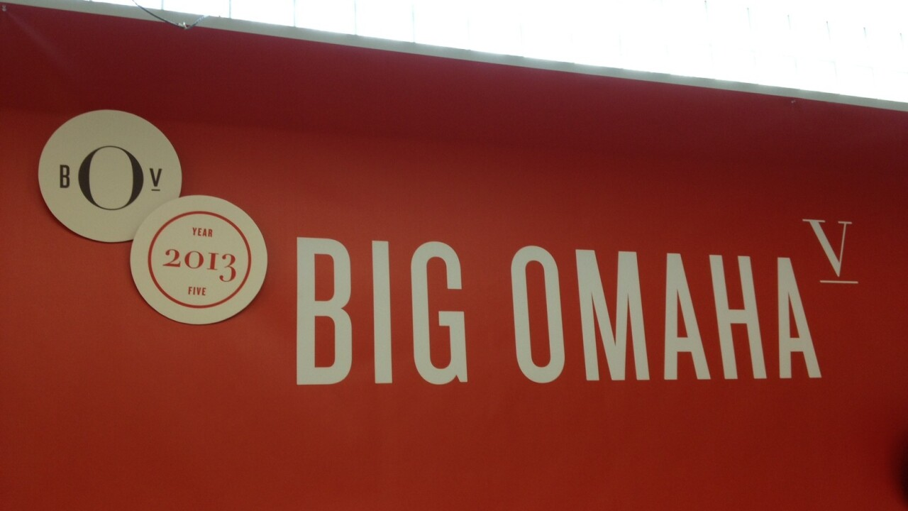 Big Omaha, year 5: Meet the conference that is the heartbeat of the Silicon Prairie