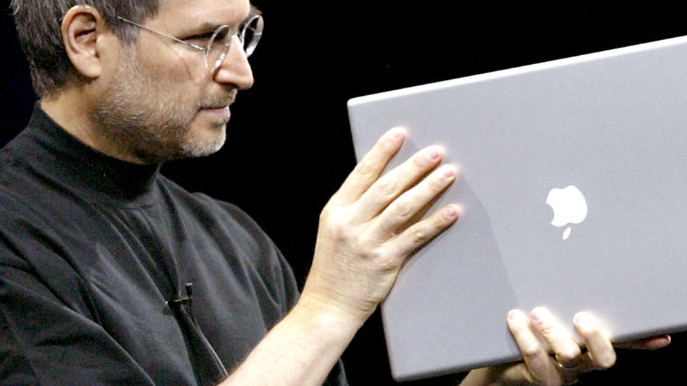 How rich would you be if you'd bought Apple shares instead of a PowerBook in 2003?