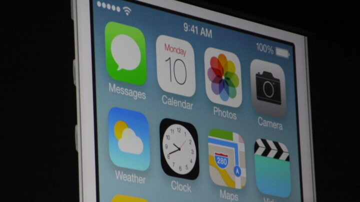 Some developers already seeing more active users running iOS 7 than are still on iOS 5