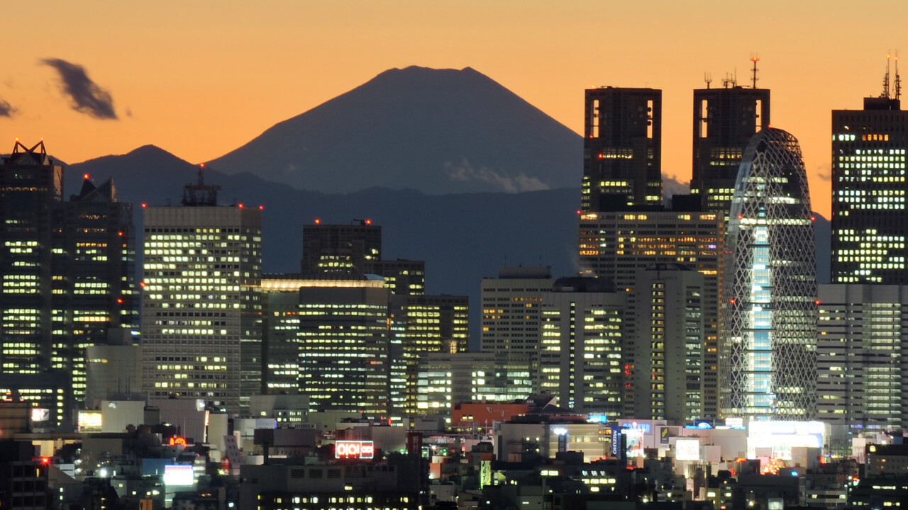 Curious about the tech space in Japan? Check out this useful interactive map!