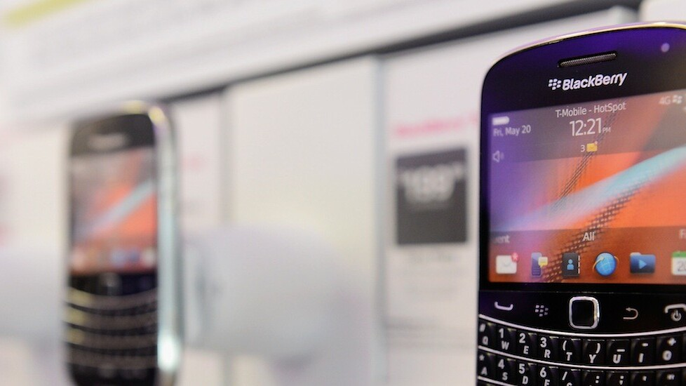 BlackBerry says it remains confident in its security, following claim that UK spies accessed data from its servers