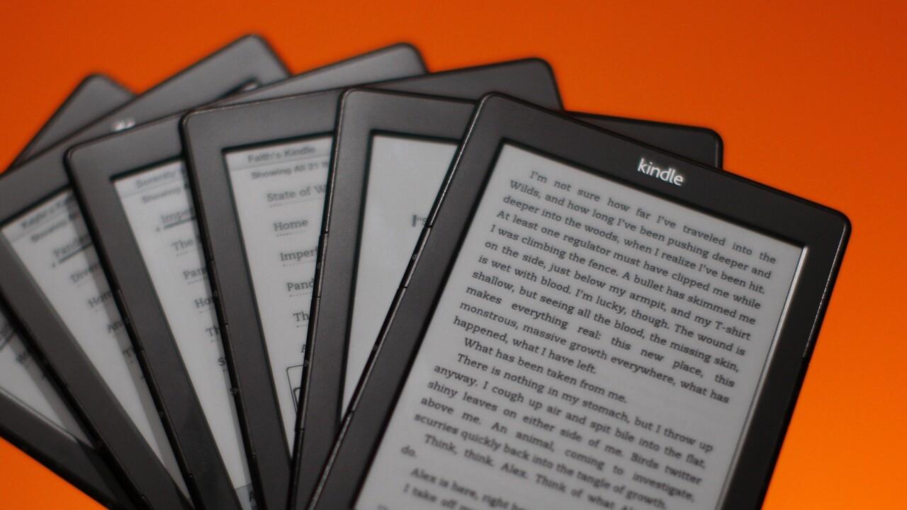 Amazon Publishing expands to cover German-language fiction