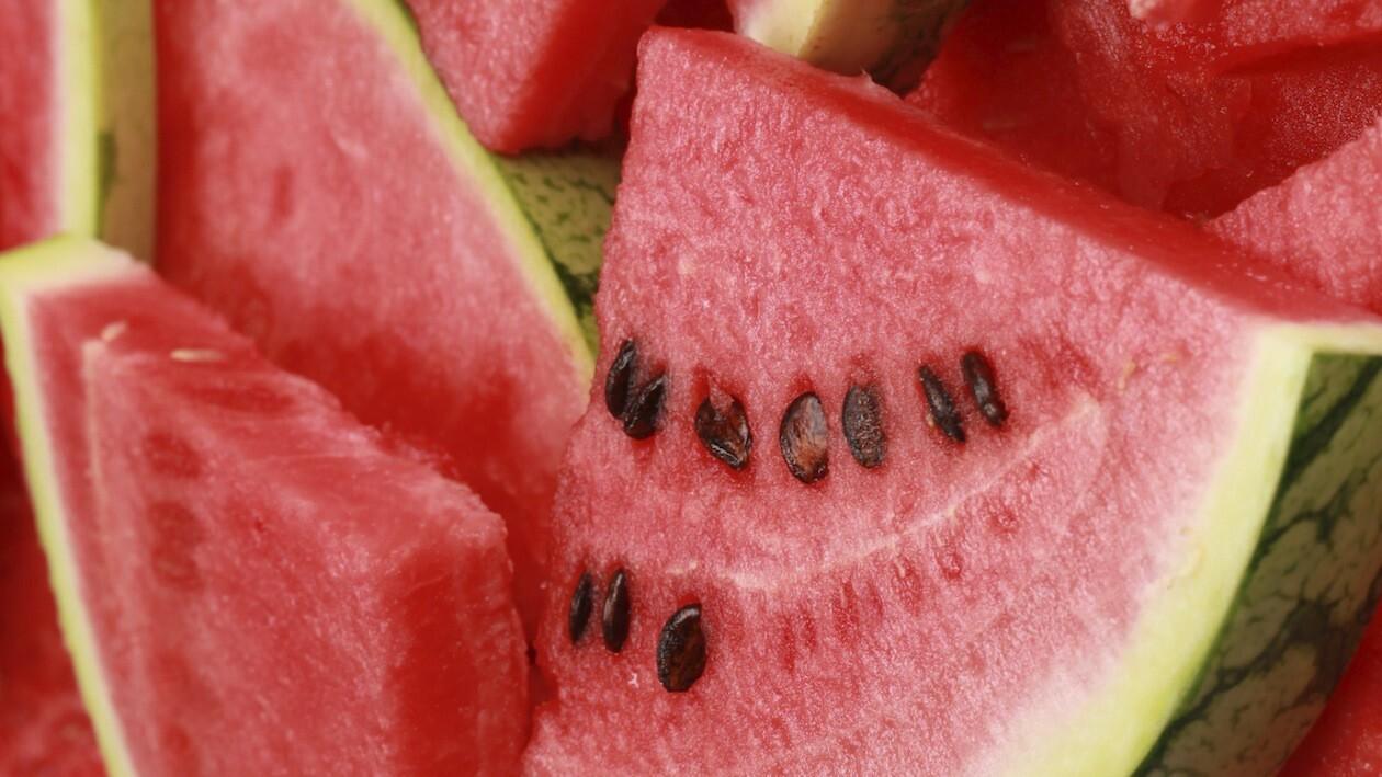 Watermelon Oreos. Watermelon. Oreos.