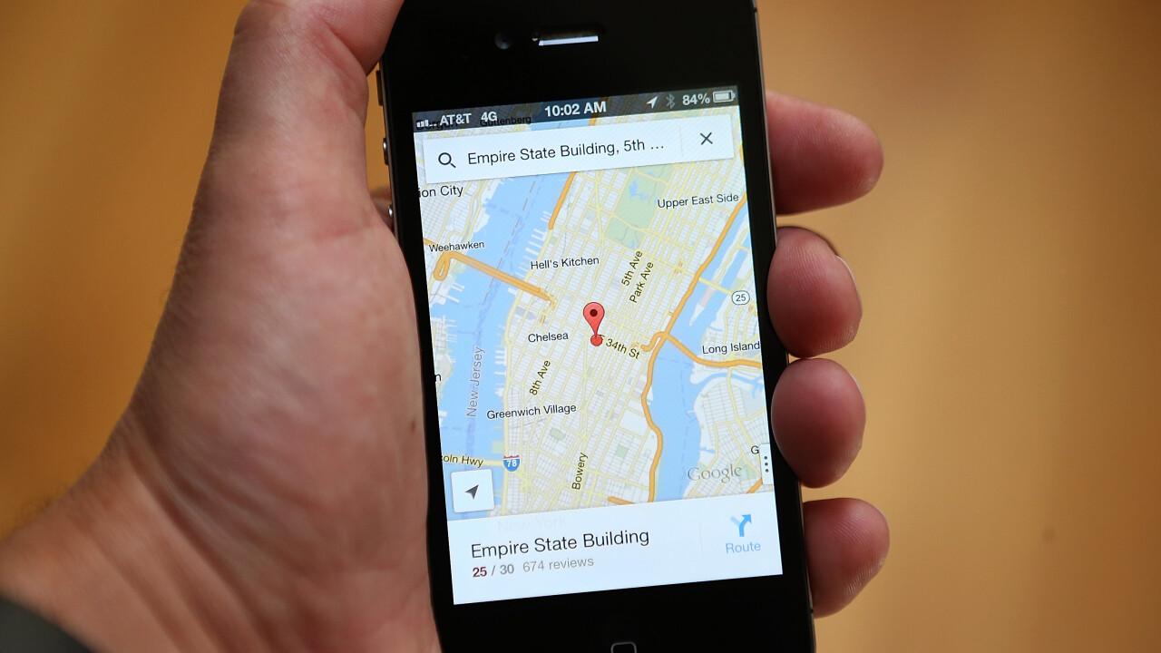 Google launches Google Maps Engine API for enterprises doing big data mapping