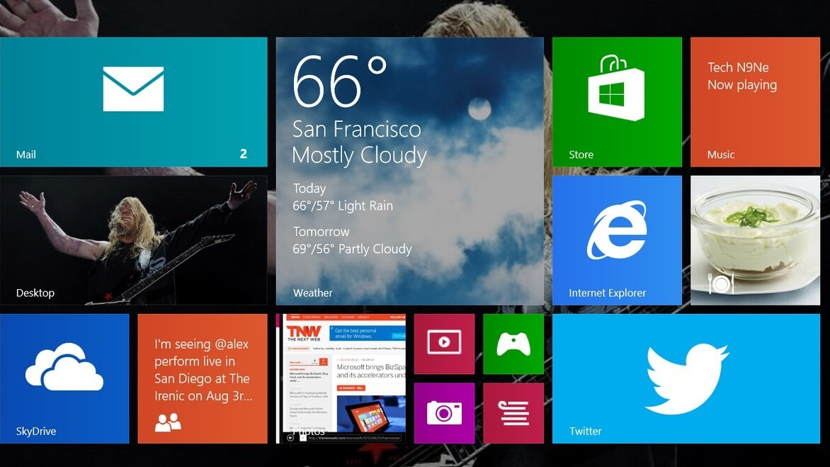 Nearing 100,000 applications, the Windows Store has served hundreds of millions of downloads