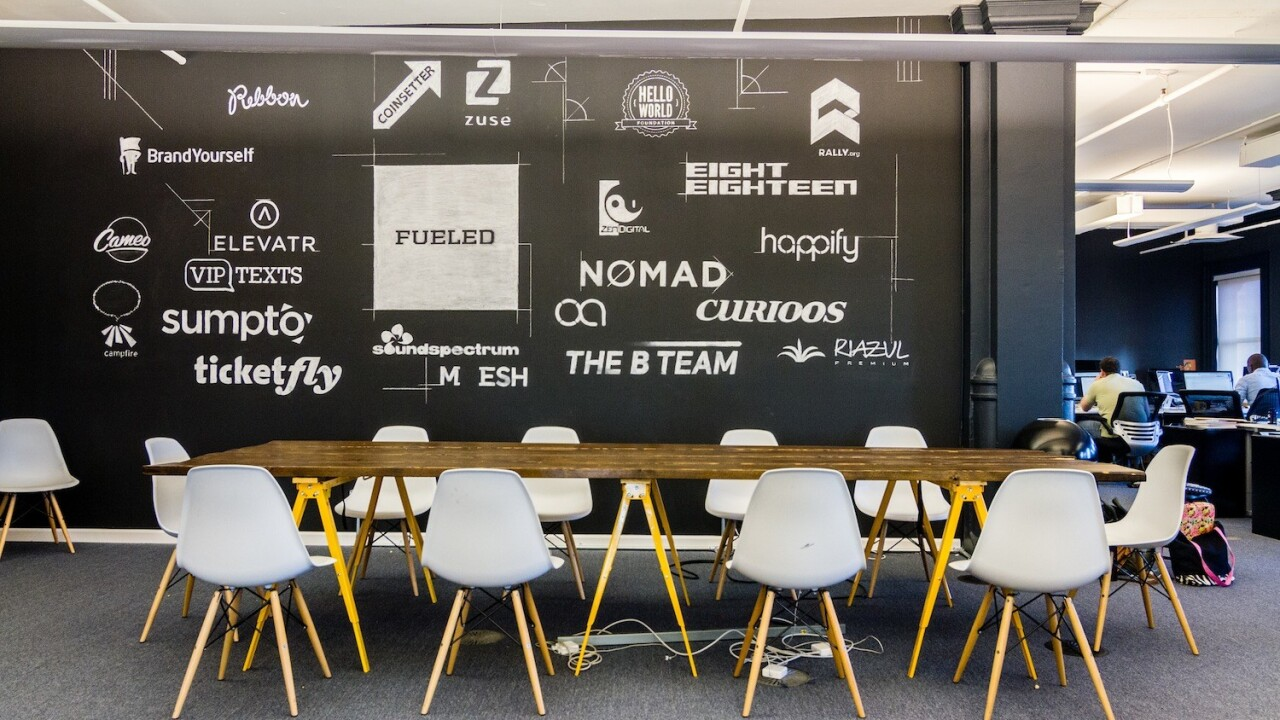 Design and development firm Fueled officially launches its boutique startup coworking space in New York
