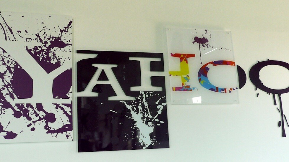 99designs ran a contest to find the best alternative Yahoo logo – here's the winner