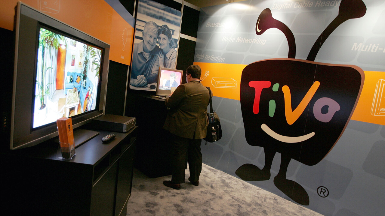 TiVo settles patent lawsuits with Motorola, Time Warner and Cisco, enters licensing agreements