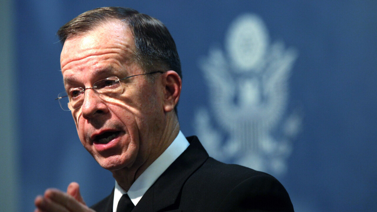 Admiral Mike Mullen to join board of Sprint, act as Security Director following merger with SoftBank