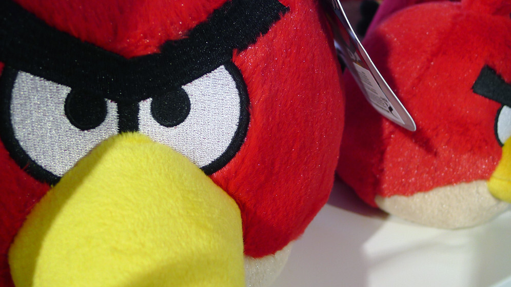 Rovio's Angry Birds Trilogy will catapult onto the Nintendo Wii and Wii U on August 13
