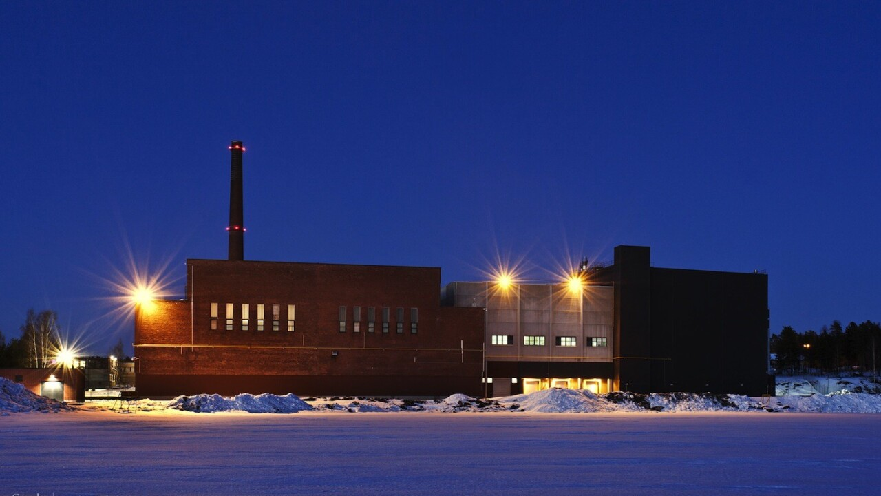 Google buys 10 years of renewable energy to power its Finnish data center with Swedish wind