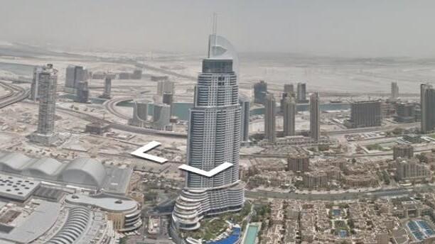 Google takes Street View to the top of Dubai's Burj Khalifa, the world's tallest manmade structure