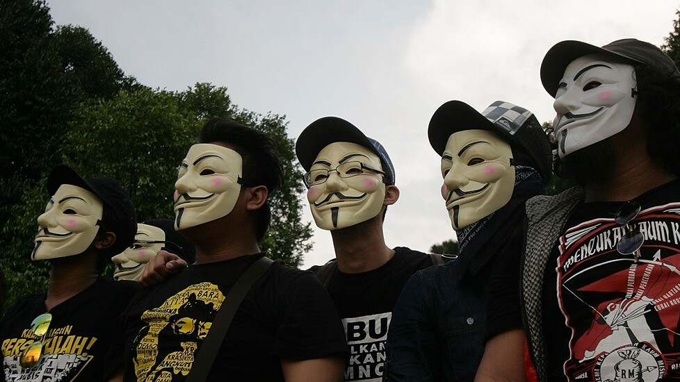 Remember the Anonymous news site project on Indiegogo? A rogue member allegedly took off with $30k