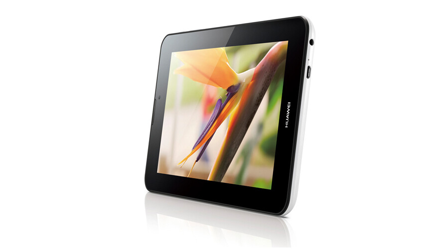 Huawei launches the MediaPad 7 Vogue, a budget 7″ Android tablet that can also make phone calls